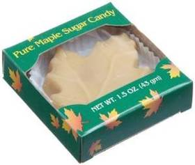 maple sugar candy