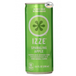 izze sparkling apple juice